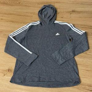 Adidas hoodie size medium women's